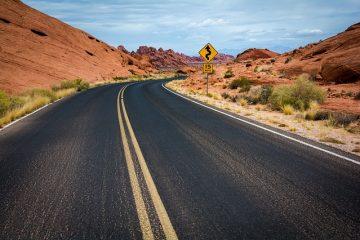 Terrassement autoroute